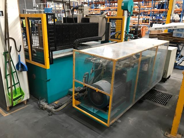 CTS Plastics Machinery // Used Machine // Techjet 1000 CNC
