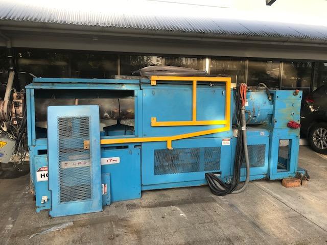 CTS Plastics Machinery // Used Machines // Used Extruders